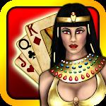 Pyramid Solitaire Mummy Curse