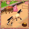 Cute Horse Racing Runner 3D icon