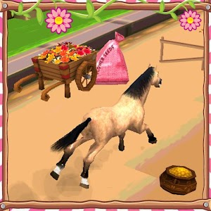 Cute Horse Racing Runner 3D