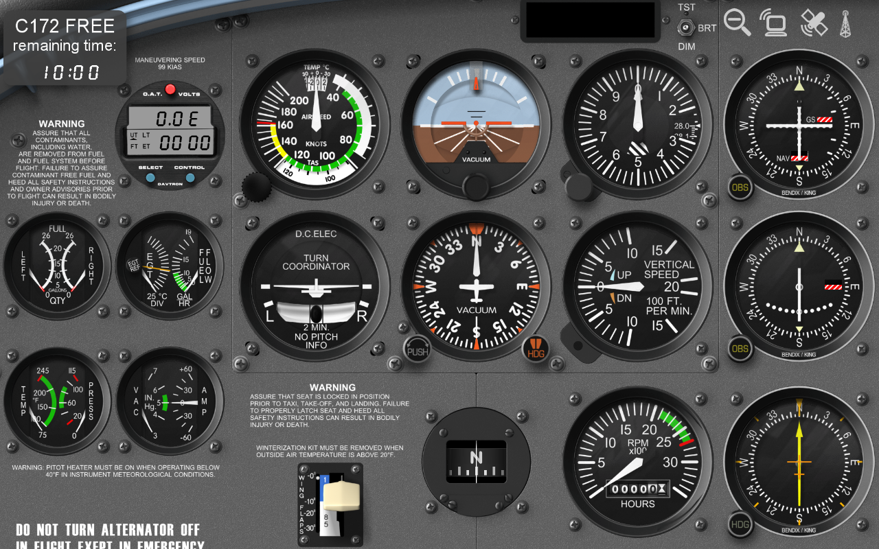 Flight Instruments — Steemit