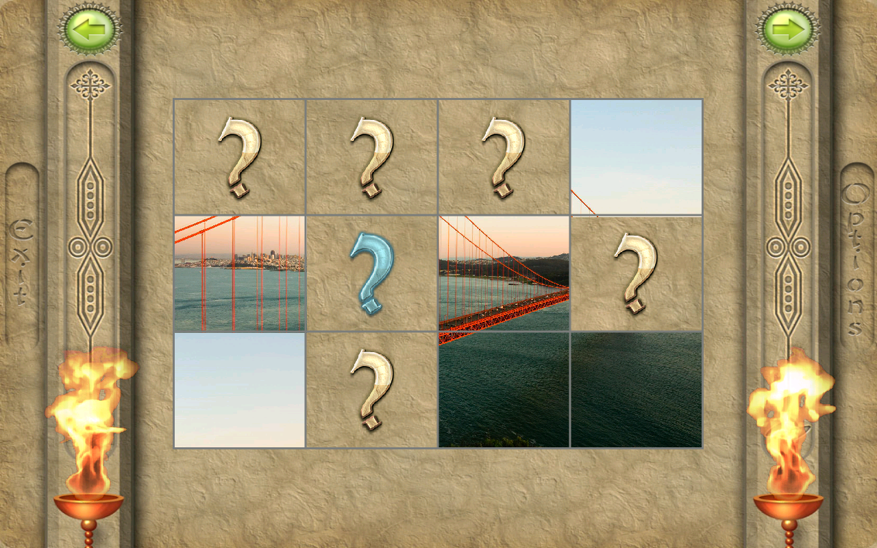 FlipPix Jigsaw - San Francisco- screenshot
