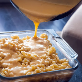 Easy Mac and Cheese.