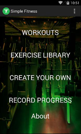 Simple Fitness