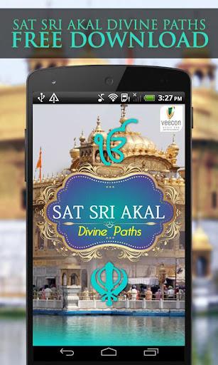 Sat Sri Akaal - Divine Paths