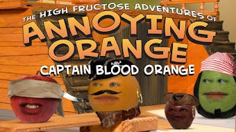 Season 1 Episode 2 Captain Blood Orange