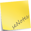 seNotes – notes widget logo