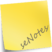 seNotes - notes widget
