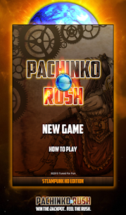 PACHINKO RUSH: Steampunk