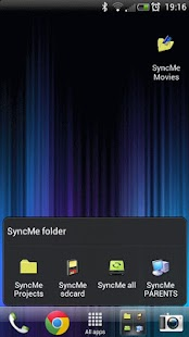 SyncMe Wireless- screenshot thumbnail