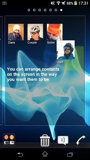 Click2call - contact photo