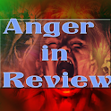 Anger In Review logo