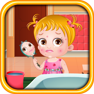 Baby Hazel Skin Trouble for PC and MAC