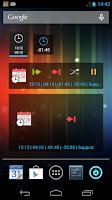 Screenshot of Time Recording