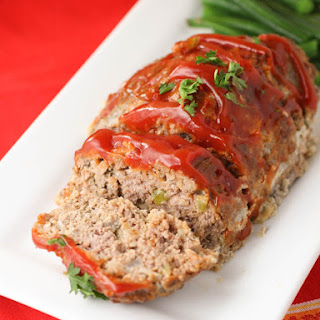 Slow Cooker Meatloaf.