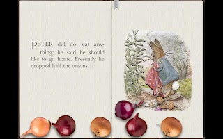 Screenshot of PopOut! Tale of Benjamin Bunny