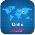 Delhi City Guide icon
