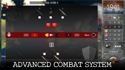 1941: World War Strategy Screenshot 9