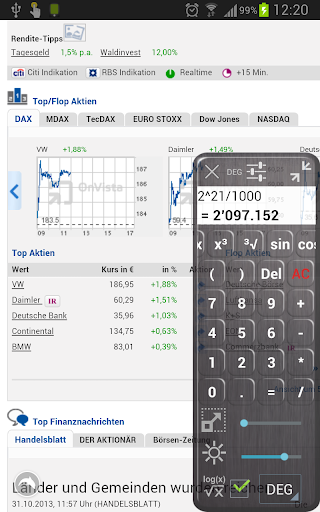 Flip Calculator - Multi-Window  screenshots 6
