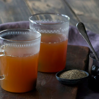 Peppery Ginger Cider