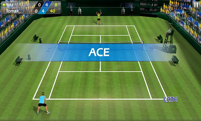 Top 10 Best Free Tennis Games for Android Mobiles and ...