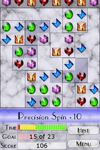 Gem Spinner- screenshot