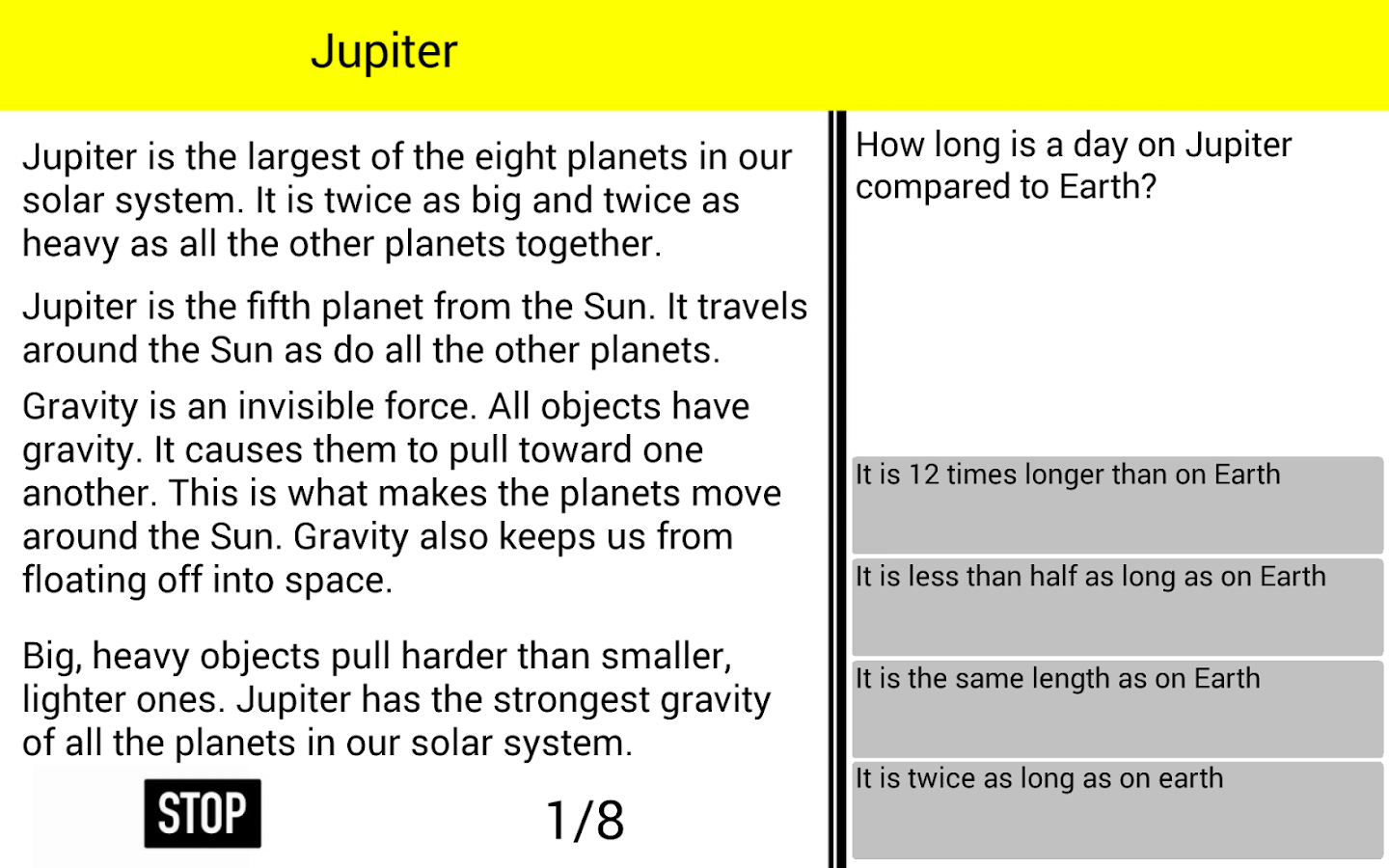 Worksheet Stories For Grade 5 2nd grade non fiction reading android apps on google play screenshot