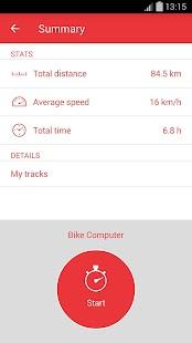 Bike Citizens - Bike Navi GPS - screenshot thumbnail