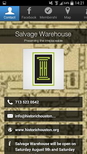 Salvage Warehouse