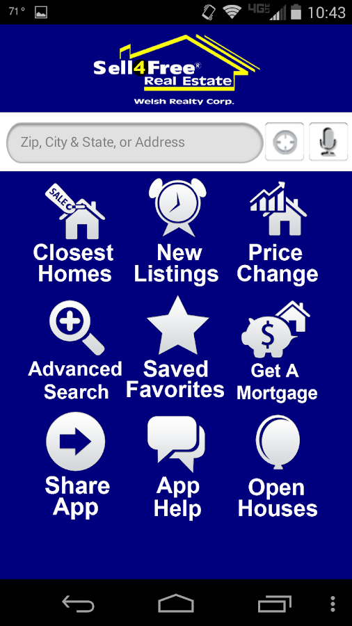 Sell 4 Free Welsh Realty Corp.- screenshot
