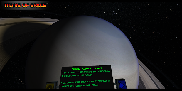 Titans of Space® Cardboard VR Screenshot