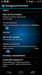 SoulissApp - Arduino SmartHome- screenshot thumbnail