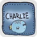 Comb Over Charlie logo