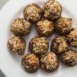 Classic Stuffed Mushrooms Recipe