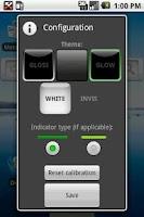 Screenshot of PowerTime Widget