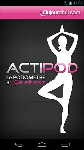 Podomètre Actipod