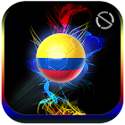 Colombia Soccer - Start Theme icon