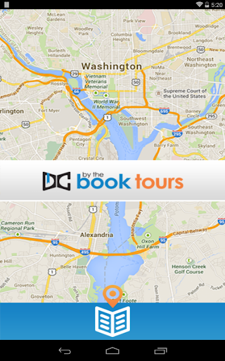 DC By the Book Tours