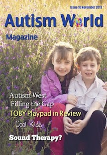 Autism World Magazine- screenshot thumbnail
