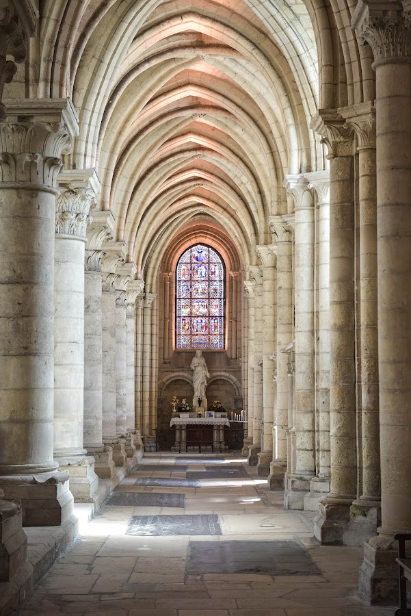 by Kurt De Somviele - Buildings & Architecture Places of Worship ( old, ancient, church, window, holy, cathedral, pillar, architecture, light,  )
