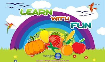 Screenshot of Learn With Fun for Kids