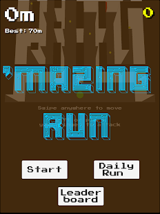Mazing Run- screenshot thumbnail