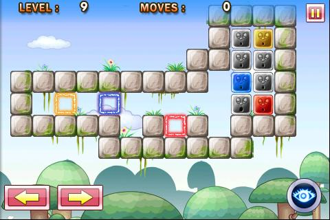 Mr. Block Free - screenshot