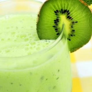 Kiwi Milkshake.
