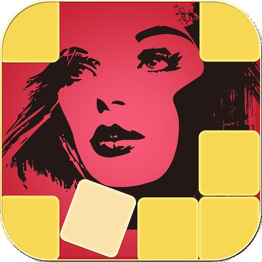 疯狂猜脸 益智 App LOGO-硬是要APP