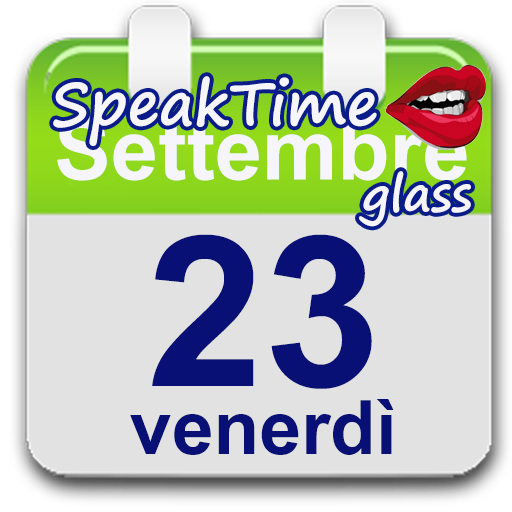 SpeakTime Glass widget 個人化 App LOGO-APP試玩