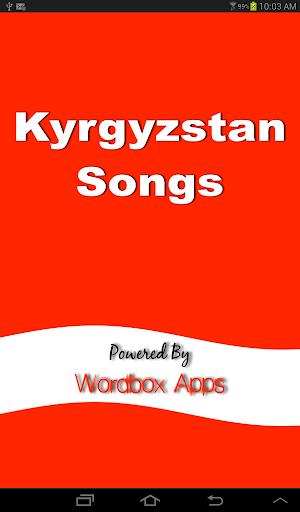 Kyrgyzstan Songs Tube