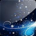 3D Snowflake logo