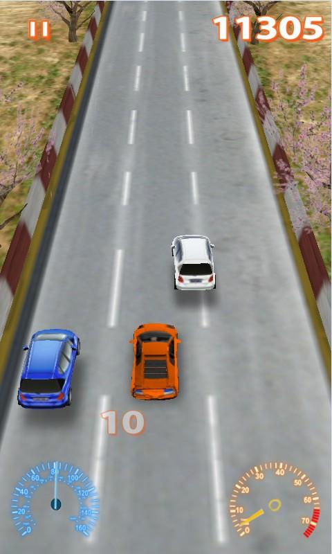 SpeedCar- screenshot