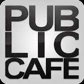 PUBLIC CAFE - Menu PL / EN