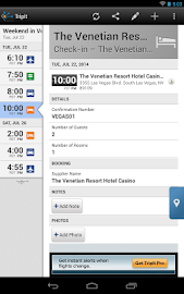 TripIt: Trip Planner Screenshot 14